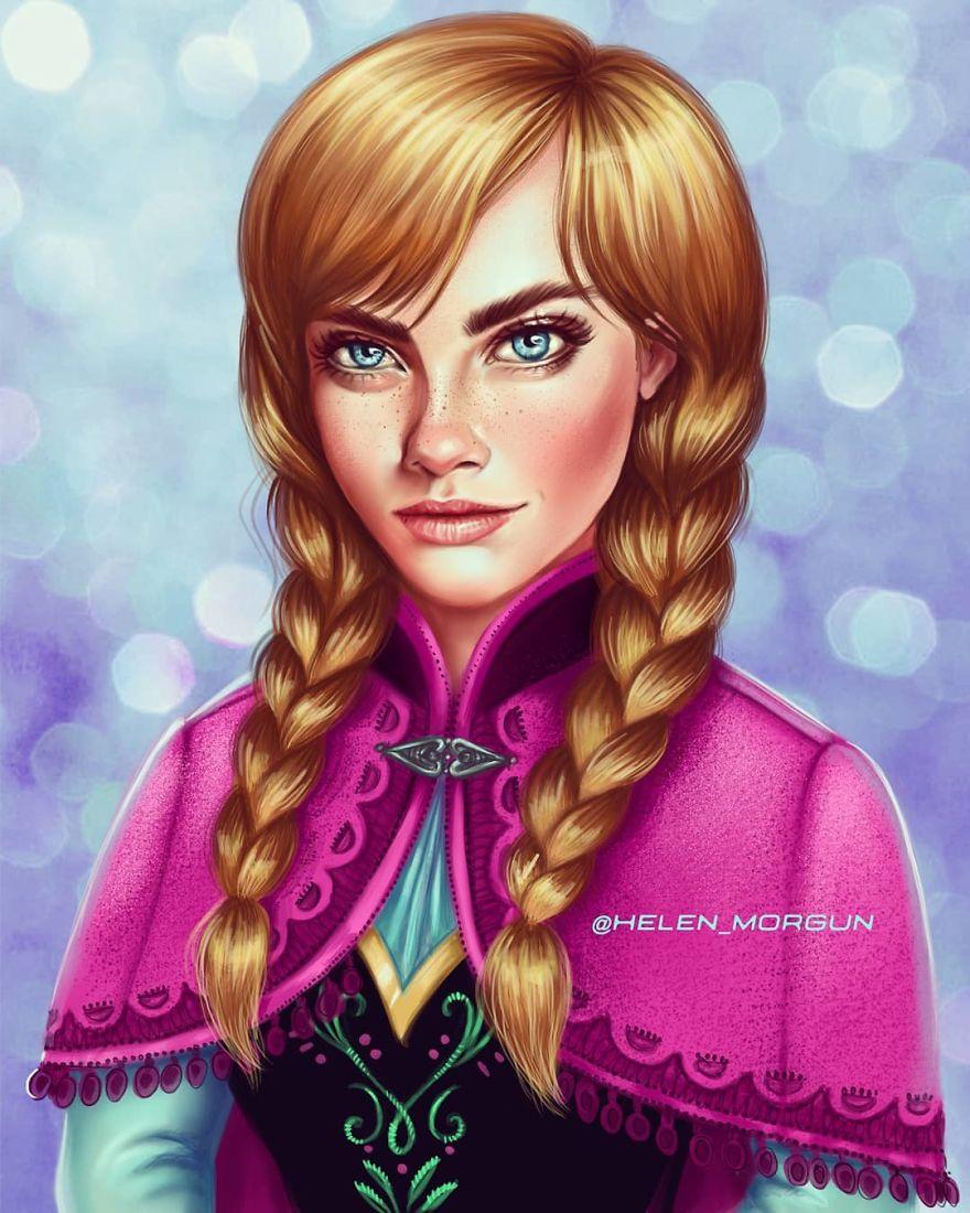 famosas-princesas-Disney