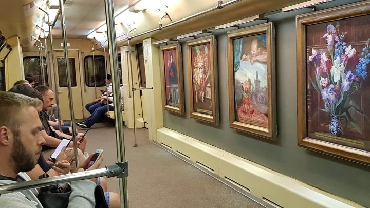 el-metro-con-mas-arte
