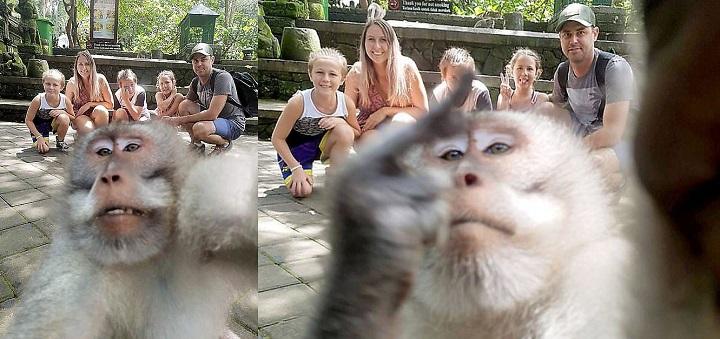 mono-selfie