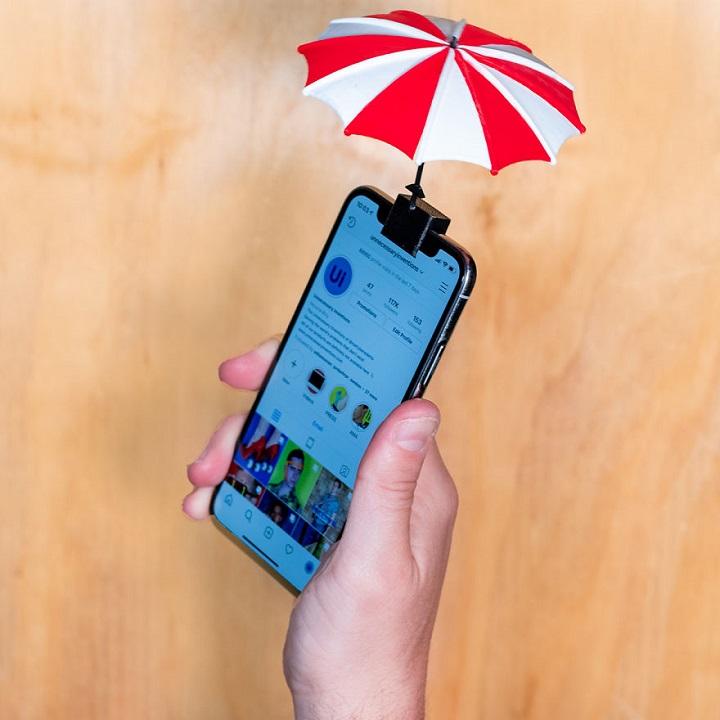 smartphone-con-parasol