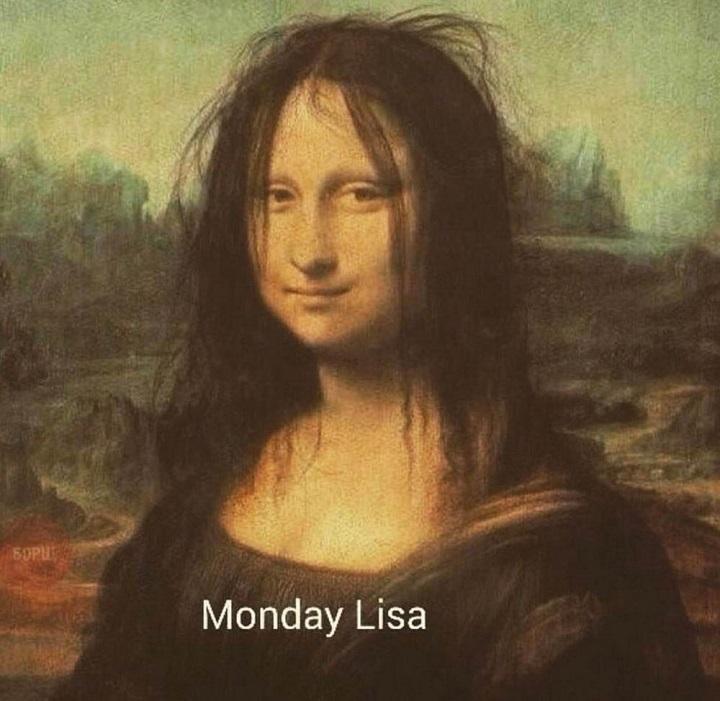 Monday-Lisa