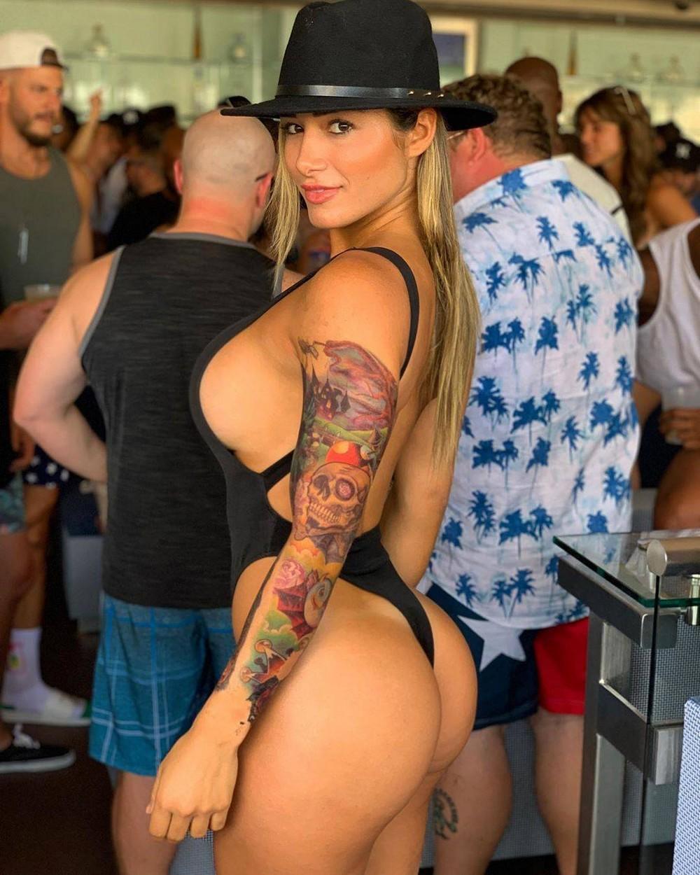 Ana Patricia Gamez Desnuda os gustan las mujeres tatuadas? - donvago