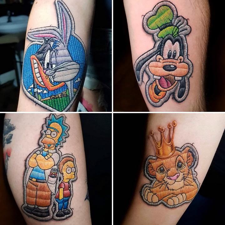 tatuajes-que-parecen-parches