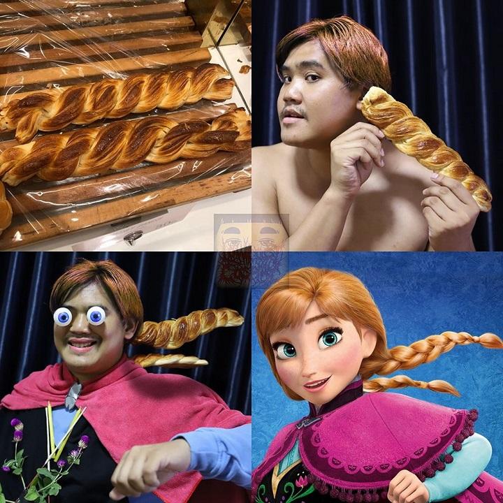 lowcostcosplay-Ana-Frozen