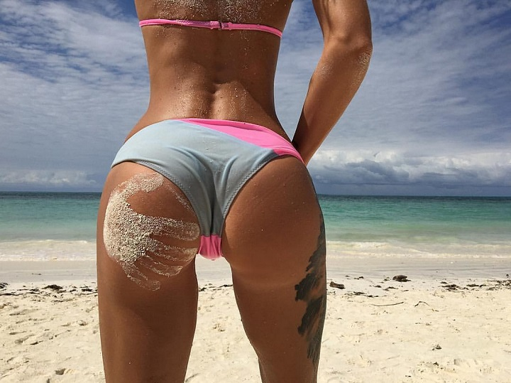cachetazo-en-la-playa