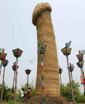 El pene erecto más grande del mundo está en China